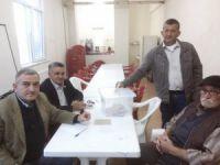 CHP Merkez İlçe Başkanı Gölbucaklı adaylığını açıkladı