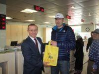 PTT'den 177. müşteriye kuruluş yıldönümü hediyesi