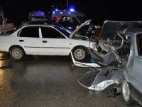 Bartın'da Trafik Kazası: 1 Ölü, 2 Yaralı