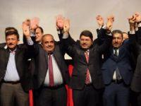 AK Parti Merkez İlçe'de görev değişimi