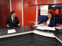 Milletvekili Yalçınkaya, TTK'nın özelleştirilmesini Halk Tv'de değerlendirdi