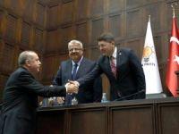 Milletvekili Tunç, TBMM Grup Toplantısı'na katıldı