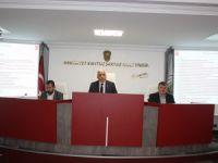 'Meclise ve kuruma saygısızlık'