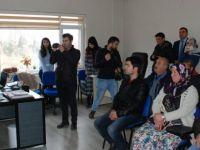 """""""Okul Destek Projesi"""" velilere tanıtıldı"""