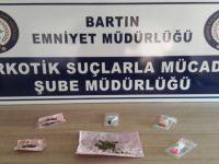 Bartın'da Uyuşturucu Operasyonları