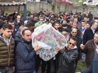 Lösemiden Ölen Lise Öğrencisinin Cenazesi Defnedildi