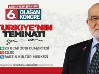 Saadet Partisi İl Başkanı Ünal Yurtbay adaylığını açıkladı