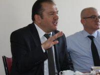 Yeni Başhekim Uzman Doktor Abdullah Danışman, ekibini ve projelerini tanıttı