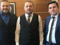 AK Parti Gençlik Kolları Başkanlığına Ali Kıranoğlu atandı