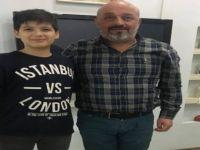7. sınıf öğrencisi Bilal Sandıkçı'dan 74 TL Kapmayasına destek