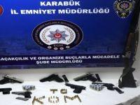 Karabük Merkezli Suç Örgütü Operasyonu