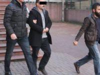 Bartın'da Fetö/pdy Soruşturması kapsamında gözaltına alınan zanlı tutuklandı