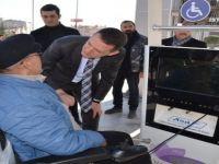 Safranbolu'da Engelli Şarj İstasyonları