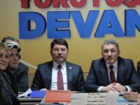 Milletvekili Tunç, İl Yönetim Kurulu Toplantısına Katıldı
