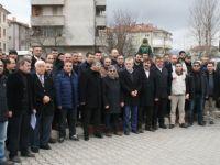 Sivil İrade Platformu'ndan Suriye'ye bir tır dolu un yardımı