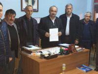 Muhtarlardan Mehmetçik Vakfı'na destek
