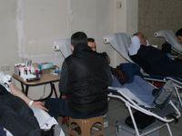 Mehmetçik için 4 günde 232 ünite kan bağışı alındı
