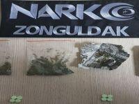 Zonguldak'ta Uyuşturucu Operasyonları