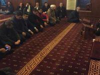 Ülkü Ocakları Fırat Yılmaz Çakıroğlu'nu unutmadı