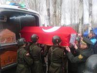 Şehit Abdullah Yıldız memleketi Kahramanmaraş'ta toprağa verildi