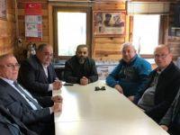 Ak Parti'den Şehit Aileleri Derneğine Ziyaret