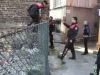 """Zonguldak'ta """"Drone"""" Destekli Narko Uygulaması"""