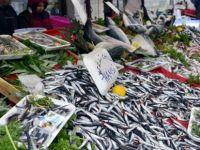Tezgahlarda En Ucuz Balık Hamsi