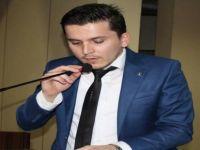 """""""AK Parti ile siyaset gençleşiyor Türkiye güçleniyor"""""""