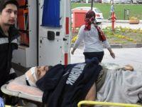 Maden Ocağında İş Kazası: 1 Yaralı
