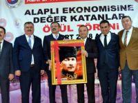 TOBB  Başkanı Hisarcıklıoğlu, Zonguldak'ta