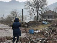 Yıkım için evler boşaltılıyor