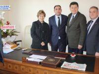 Milletvekili Yalçınkaya'dan Bakkallar Odası Başkanı Özkan'a tam destek