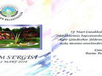 Mehmetçik Vakfı yararına resim sergisi açılacak
