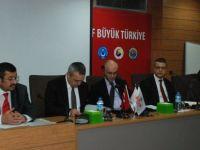 Ekonomi Bakanlığı yetkilileri işadamlarıyla bir araya geldi