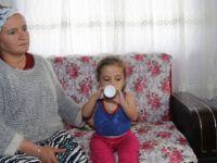 """""""Cücelik"""" Teşhisi Konulan Kızının Ameliyatı İçin Yardım Bekliyor"""