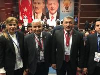 Cumhurbaşkanı Erdoğan, İl Başkanları Toplantısında ülke gündemini değerlendirdi