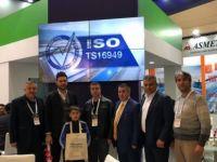 MESO üyeleri, Uluslararası Otomotiv Üretim, Dağıtım ve Tamir Fuarını ziyaret etti