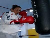 Şampiyon Boksör Elif, Unvanını Korumak İstiyor