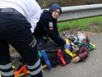 Anadolu Otoyolunda Trafik Kazası: 1 Ölü, 4 Yaralı