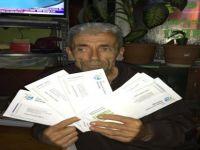 Cumhurbaşkanı Erdoğan, Bartın'daki çok sayıda aileye mektup gönderdi