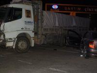 Bartın'da Trafik Kazası: 2 Ölü, 4 Yaralı