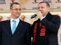Emin Özkan adaylık için istifa etti