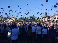 Bartın Üniversitesi 10'uncu mezunlarını verdi