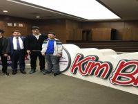 Bartın bilgi yarışmasında Türkiye ikincisi oldu