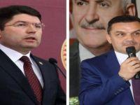 Yılmaz Tunç ve Yaşar Arslan Bartın Milletvekili Adayı oldu