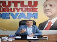 İl Başkanı Kalaycı'dan Erdoğan'ın seçim kampanyasına destek çağrısı