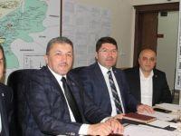 Adaylarını belirleyen Ak Parti'de SKM toplandı