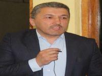 İl Başkanı Kalaycı, zulüm gören Müslümanlar için dua etti