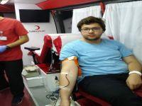 İftar sonrası kan bağışı