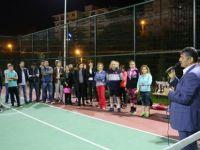 Tenis Turnuvası geleneksel hale gelecek